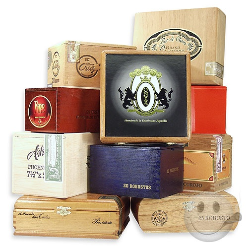 17 best images about uses for papa 39 s old cigar boxes on for Uses for wooden boxes