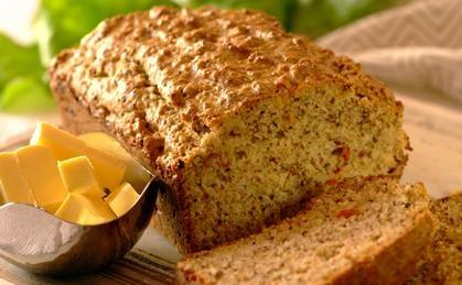Biltong and Peppadew Loaf