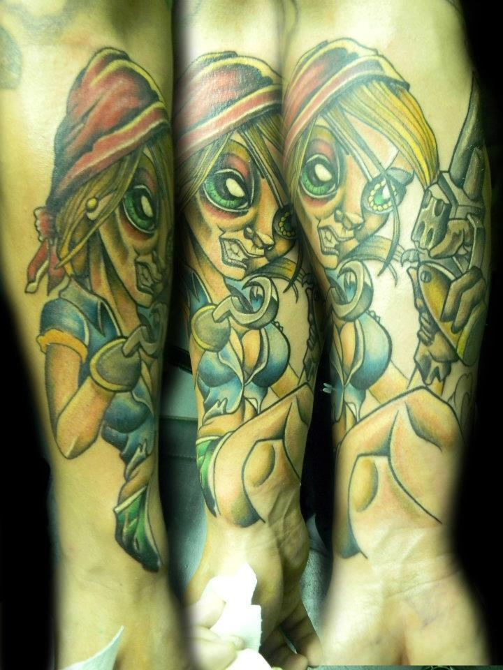 380 best pinup tattoos images on pinterest design tattoos tattoo designs and pin up tattoos. Black Bedroom Furniture Sets. Home Design Ideas