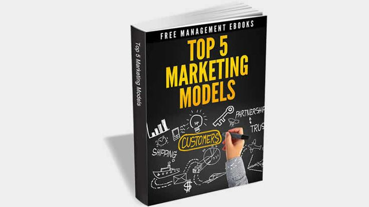 Top 5 Marketing Models ebook - 100% Off   This Top 5 Marketing Models eBook describes five essential marketing models that will aid you in constructing your marketing campaigns developing marketing plans that meet your organizations strategic goals. These different models enable you to better understand how to position your product(s) and service(s). Use this knowledge to develop a more effective mix of marketing communications activities and events. This data also helps in deciding how to…
