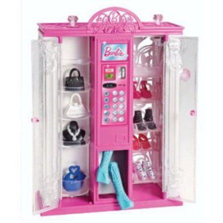 Barbie Life in the Dreamhouse Accessory Vending Machine