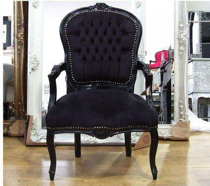 the 25 best black velvet chair ideas on pinterest