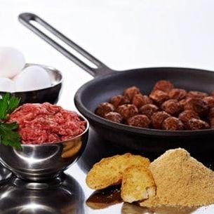 Boulettes de viande suédoises
