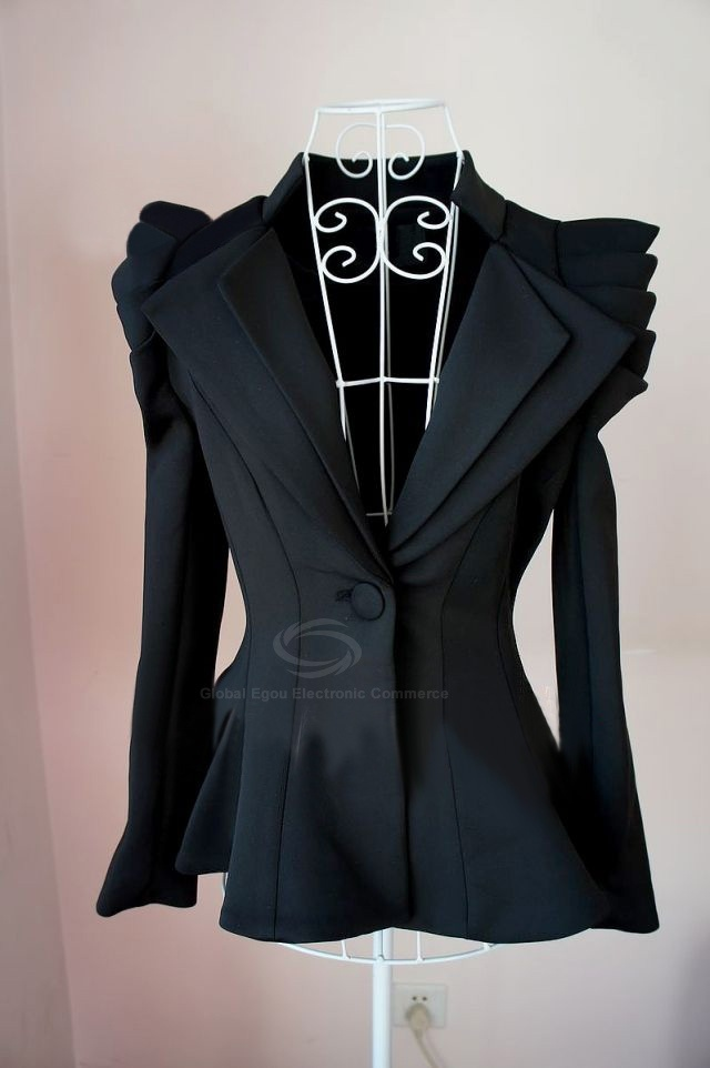 Swallow Tail Suit 33