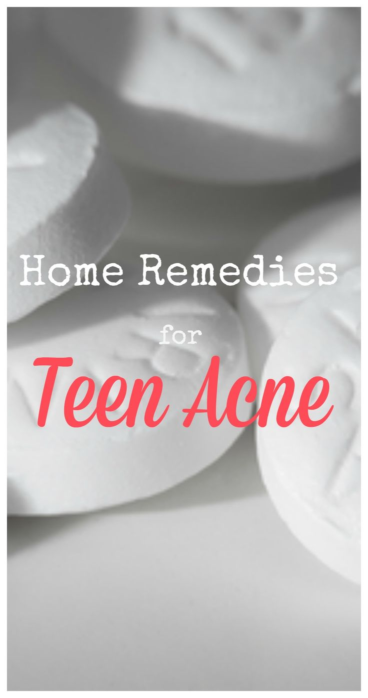 Home Remedies for Teen Acne - Simple solutions for clear skin.