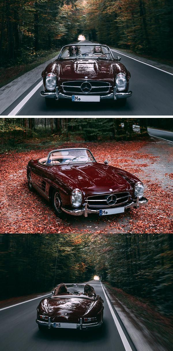 W198 – Mercedes-Benz 300 SL – The Best or Nothing… The One and Only… The Unb…