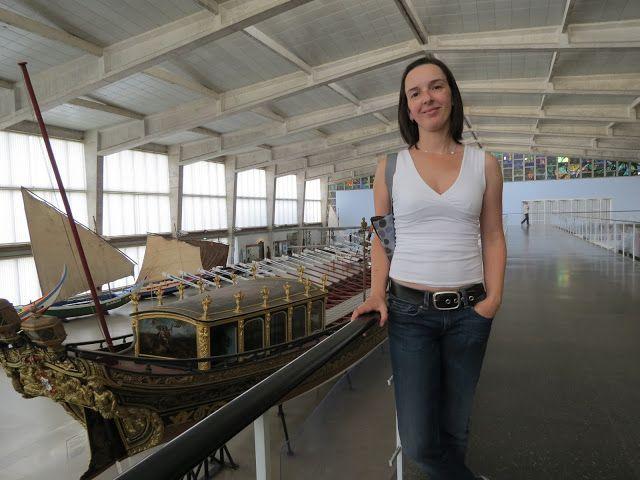 O cantinho da Sila: Museu das Galeotas e Planetário