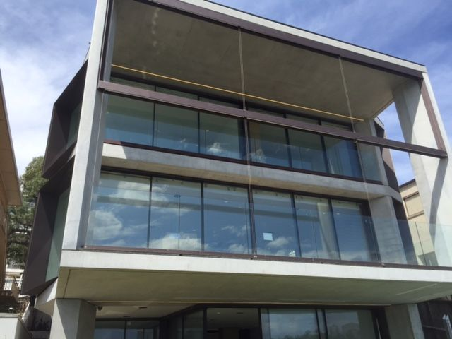 Steel Windows at Point Piper