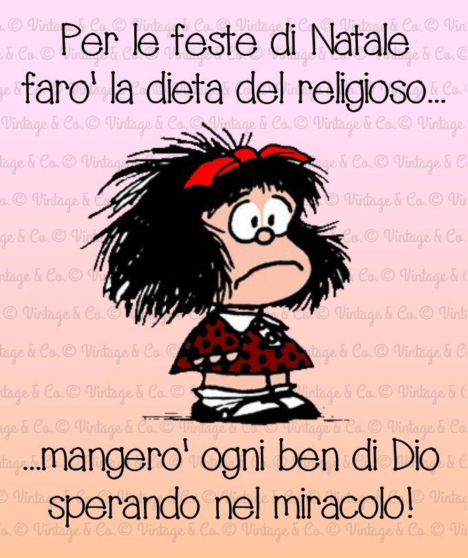 Mafalda spera nel miracolo:)
