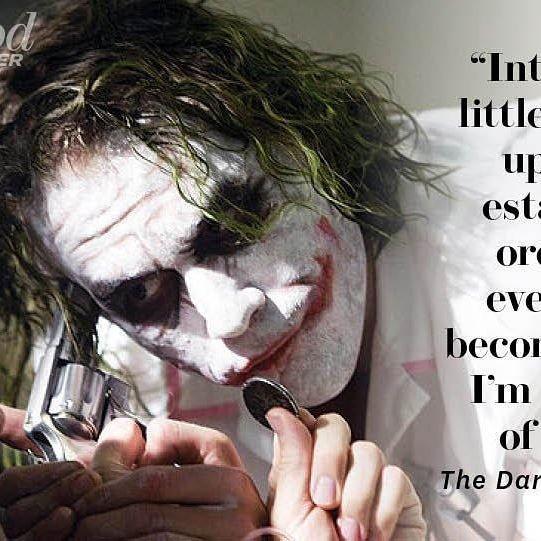 Top 100 joker quotes photos #thejoker#chaos#quote#anarchy#lovethatjoker#joker#heathledger#jokerquotes#batman#villen#heathledgerjoker#ilovethejoker#dcuniverse#upsettheestablishedorder#imanagentofchaos