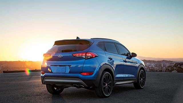 2020 Hyundai Tucson Specs And N Sport Performance Package S