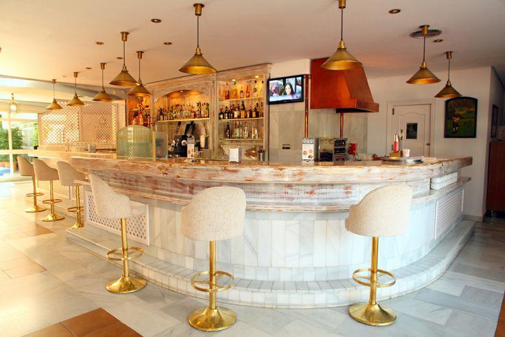 Mediterraneo Restaurant & Snack Bar, Hotel PYR Marbella, Puerto Banus, Marbella, Andalucia, Spain,