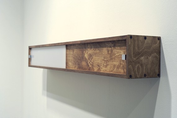 Floating Wall Mount Console