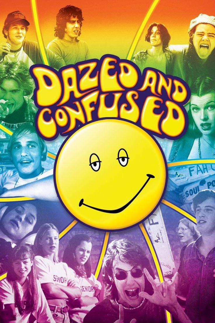 """""""Aturdido y Confuso"""" es una mayoría de edad comedia sobre diversos grupos de adolescentes de Texas durante el último día de clases en 1976. Ojalá pudiera vivir como un adolescente en los años setenta por eso es que me encanta esta película tanto."""