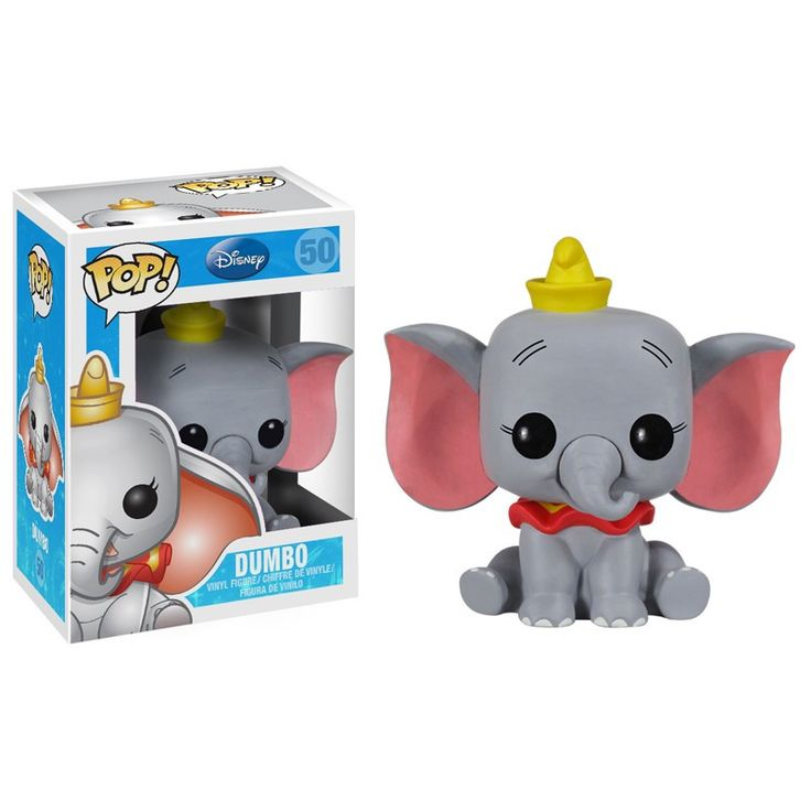 HAVE~    Disney Pop! Dumbo Vinyl Figure