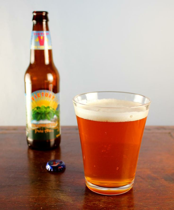 Victory Headwaters Pale Ale | A Potable Pastime #craftbeer #beertography #ale #hops