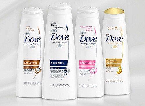 FREE!!!Dove Shampoo and Conditioner!!!