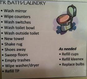 Prepared LDS Family: Summer Chores for Teens
