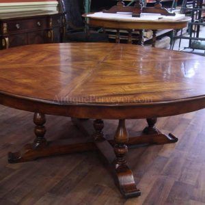 Dining Room Round Tables Seat 12