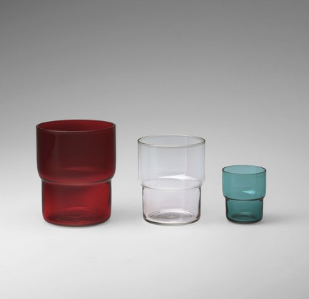 Saara Hopea Stacking Glasses
