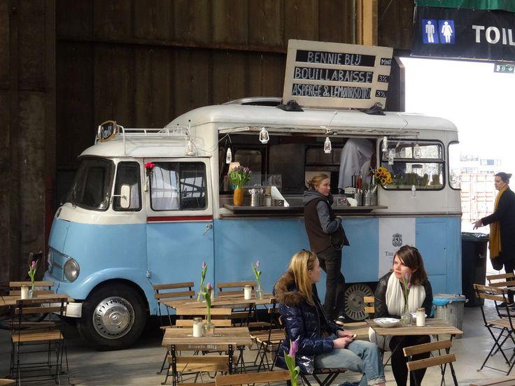 Mercedes Van Food Trucks Benz Carts