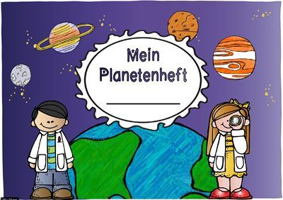 Weltall Planeten