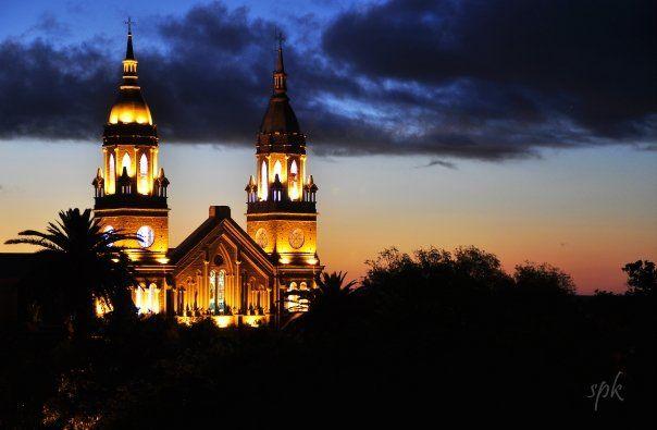 Iglesia Santa Rita por Mariano Vallejos