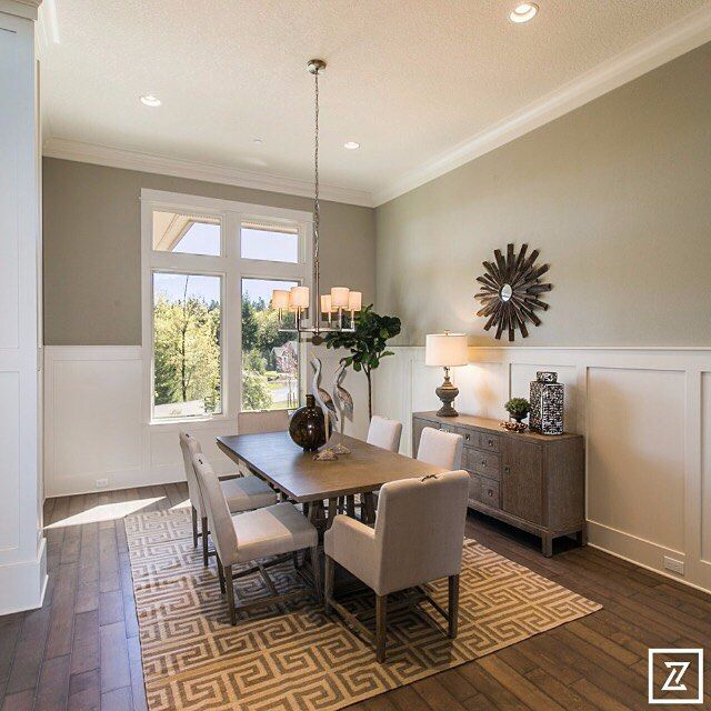 Dining Rooms Dream: Portland Ultimate New Home Showcase