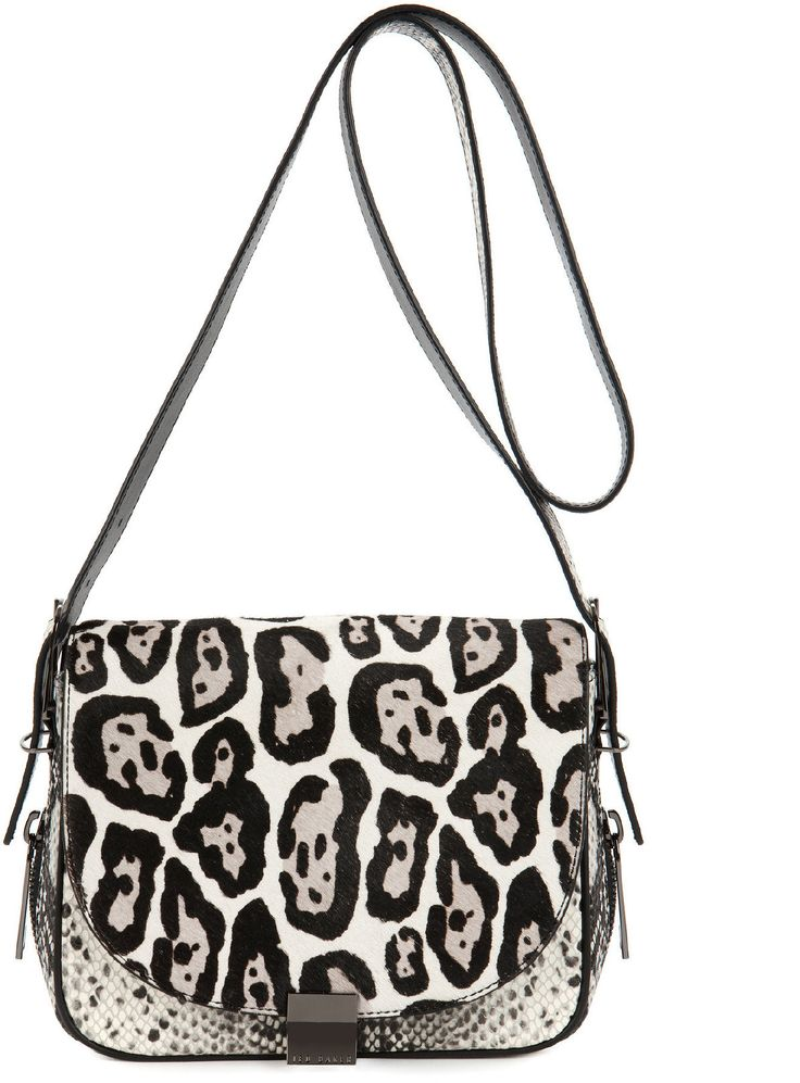 @TedBaker - #PUUMA - #Exotic #cross #body #bag