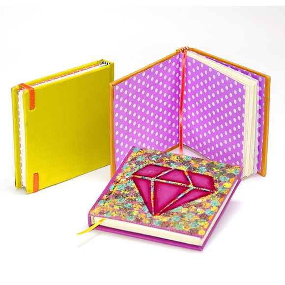 Cuaderno artesanal de bolsillo