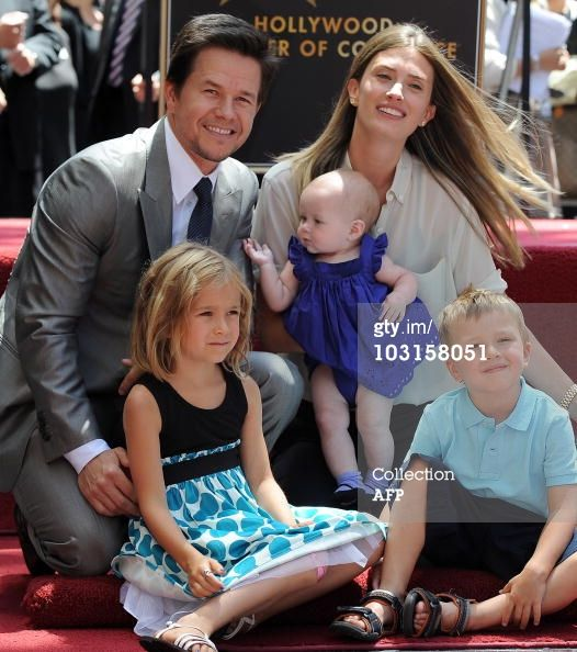 Mark Wahlberg Daughter Grace