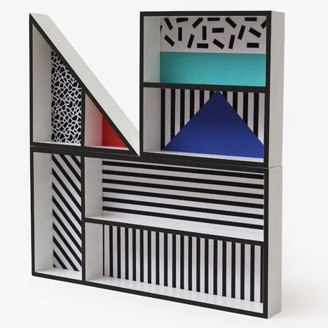 Camille Walala Memphis group influenced products.