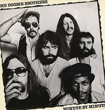 The Doobie Brothers Minute By Minute Vinyl Record Album LP