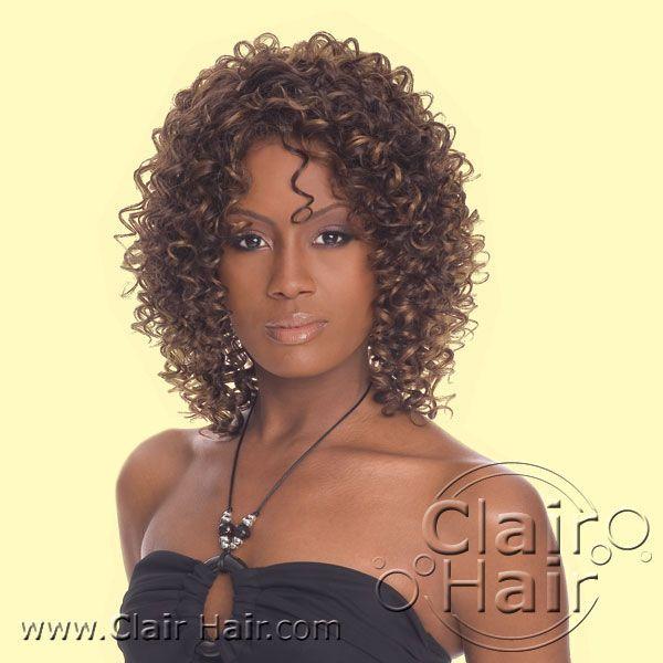 Tight Curly Hair Cuts | Body and Fullness - loose tumbling curls / ... | Favorite Hair Styles