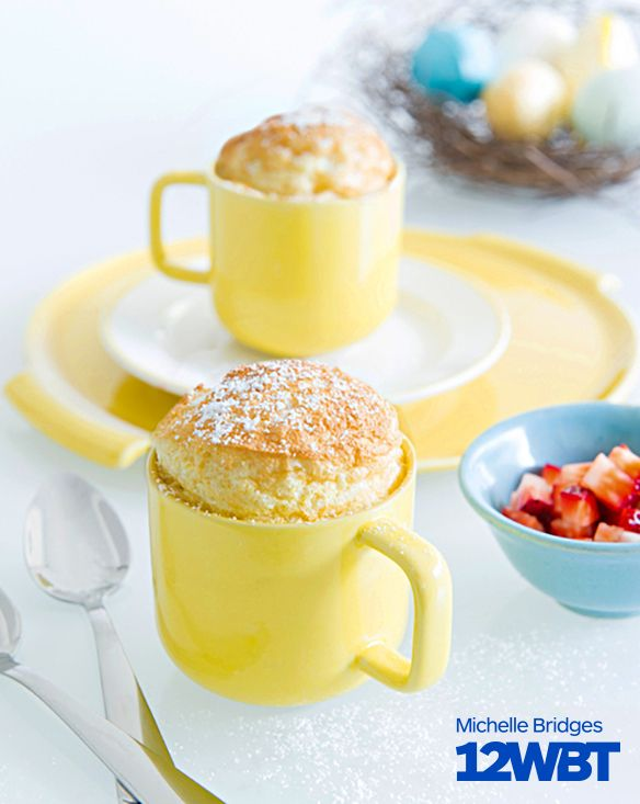 Coconut_Orange_Souffle_w_Strawberries - 12WBT