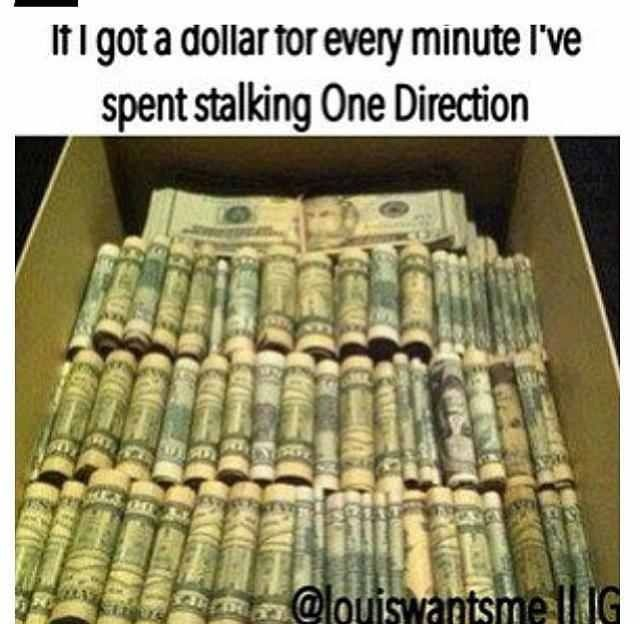 I'll take my billion dollars in cash please and then buy ALLLLLLL 1D merchandise! >>More like buy one direction...(:>> DEFINITELY BUYING ONE DIRECTION. I'll make a great manager! FREE TICKETS IF YOU CAN PASS THE 'TRUE DIRECTIONER' TEST!!!