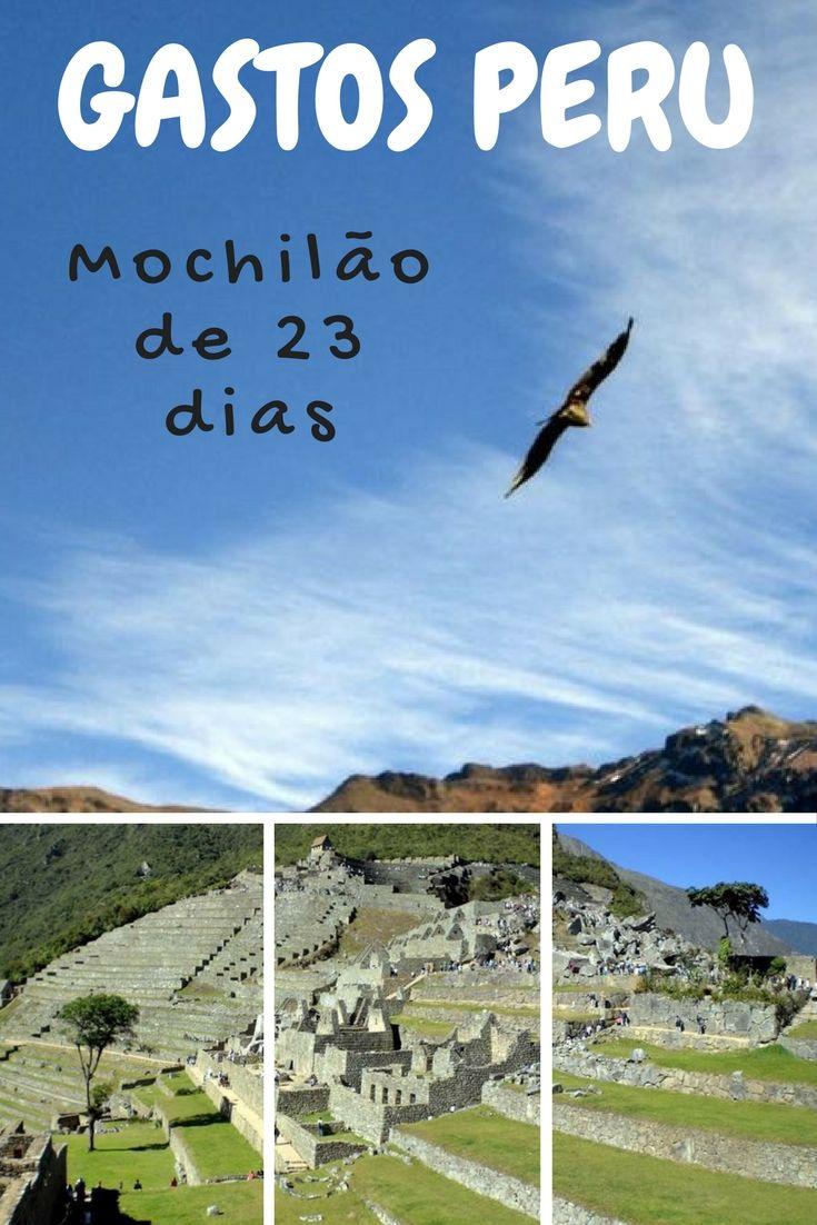 Quer saber quanto custa um mochilão para um dos melhores destinos da América do Sul? No Peru, você pode vistar Cuzco, Pisac, Ollantaytambo, Machu Picchu (claro), Arequipa, Vale do Colca, as ilhas de Uros no Titicaca, sobrevoar as linhas de Nazca, fazer snowboard em Ica, passear pela capital Lima e muito mais.