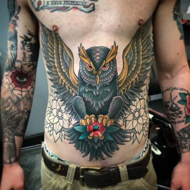 75 Wunderschone Bauch Tattoos Designs Bedeutungen 2018