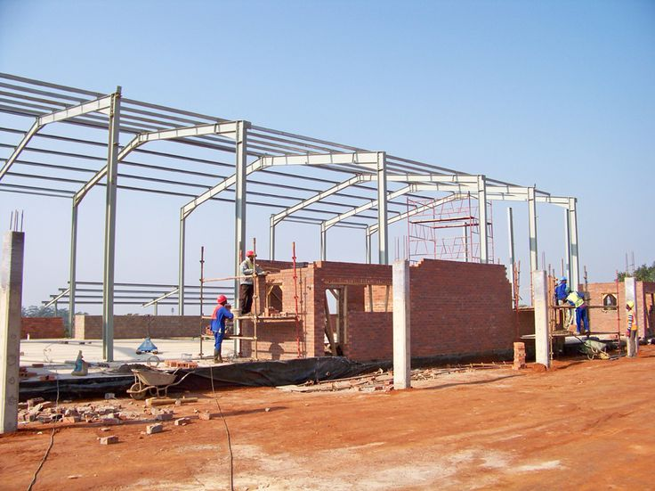 Making good progress with the building of our upmarket business park. Sepetermber 2013 #acaciabusinesspark #building #businesspark  #hillcrestcommercial