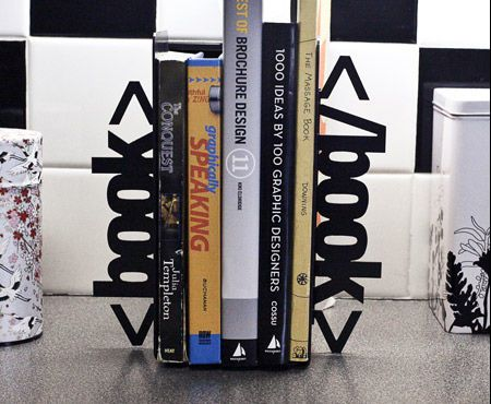 html bookends - Definitely need these!
