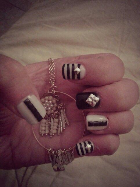 #nails #naildesign #nailart #office_nails #summer2015