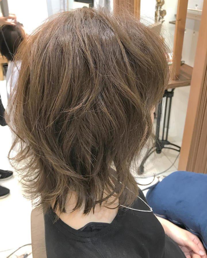 ウルフカット89選 これからヘアスタイルを変えるなら断然おすすめ