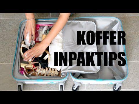 How-to: koffer inpakken voor een (lang) weekendje weg! - YouTube