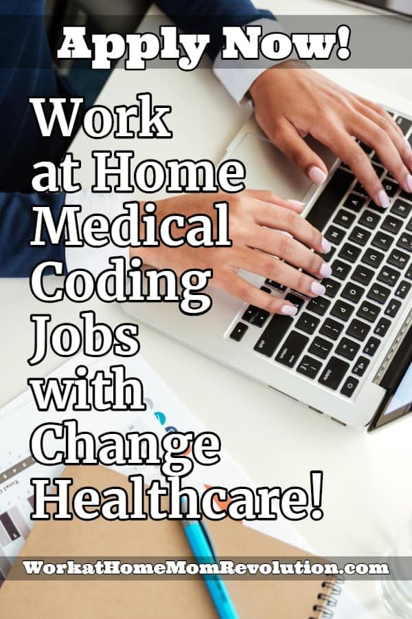 Work At Home Medical Coding Jobs With Change Healthcare In 2020