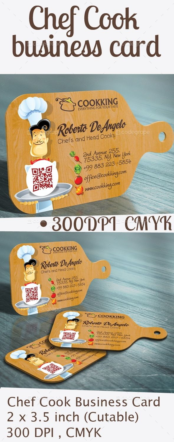 Best 25 business card size ideas on pinterest standard business how to make nice business card for new cooking business magicingreecefo Image collections