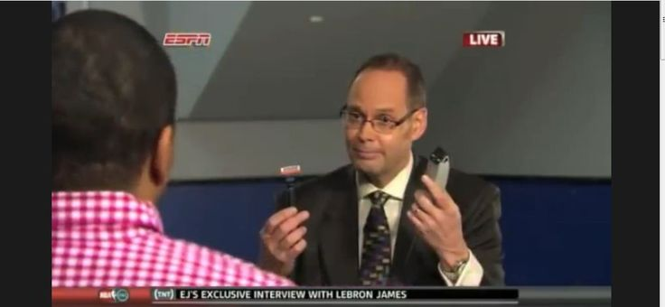 Inside the NBA mocks LeBron James' hairline and The Decision #TBT Throwback Tuesday