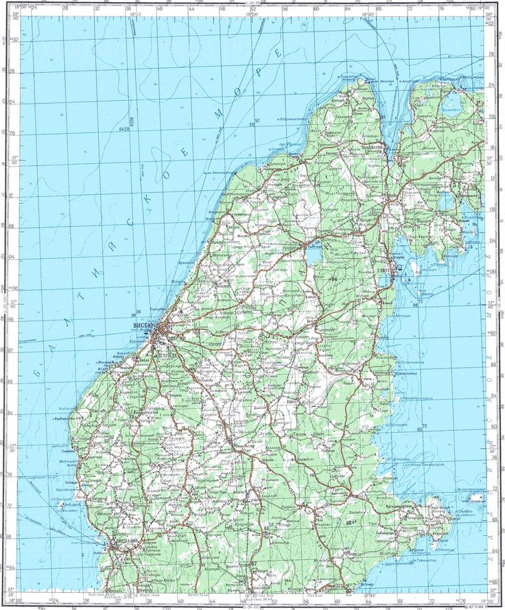 Best Gotland Sweden Images On Pinterest Sweden Ancestry - Sweden map gotland