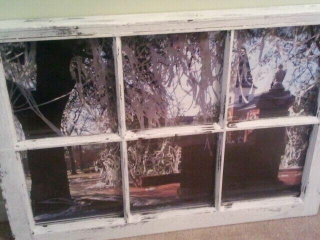 Toomer's Corner window
