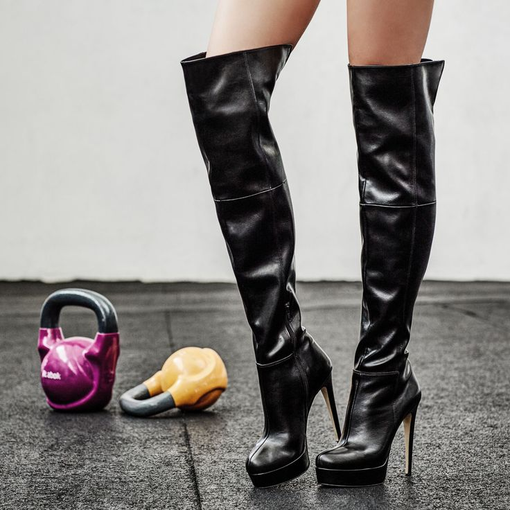 SANTE Over-the-knee Boots FW15/16 #BuyWearEnjoy #SanteMadeinGreec Available in stores & online: www.santeshoes.com