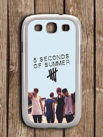 5sos 5 Second Of Summer Band Samsung Galaxy S3 Case